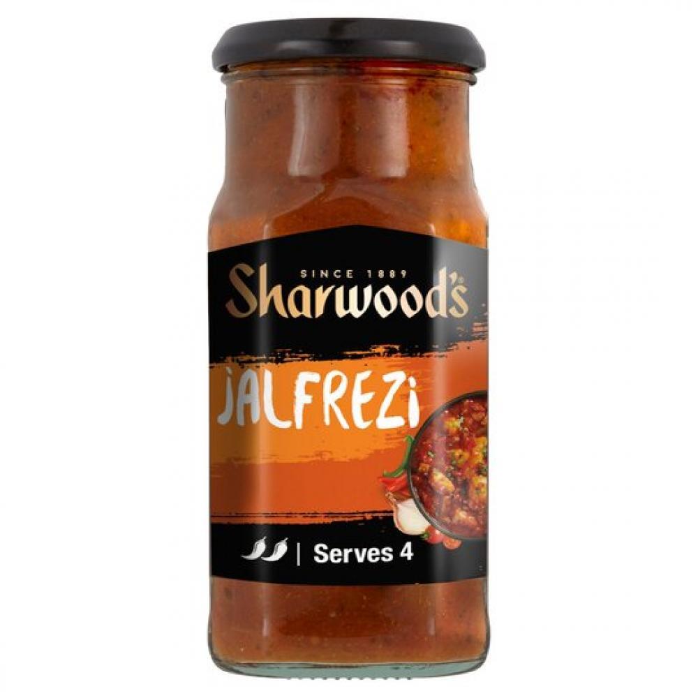 Sharwoods Jalfrezi Curry Sauce 420g