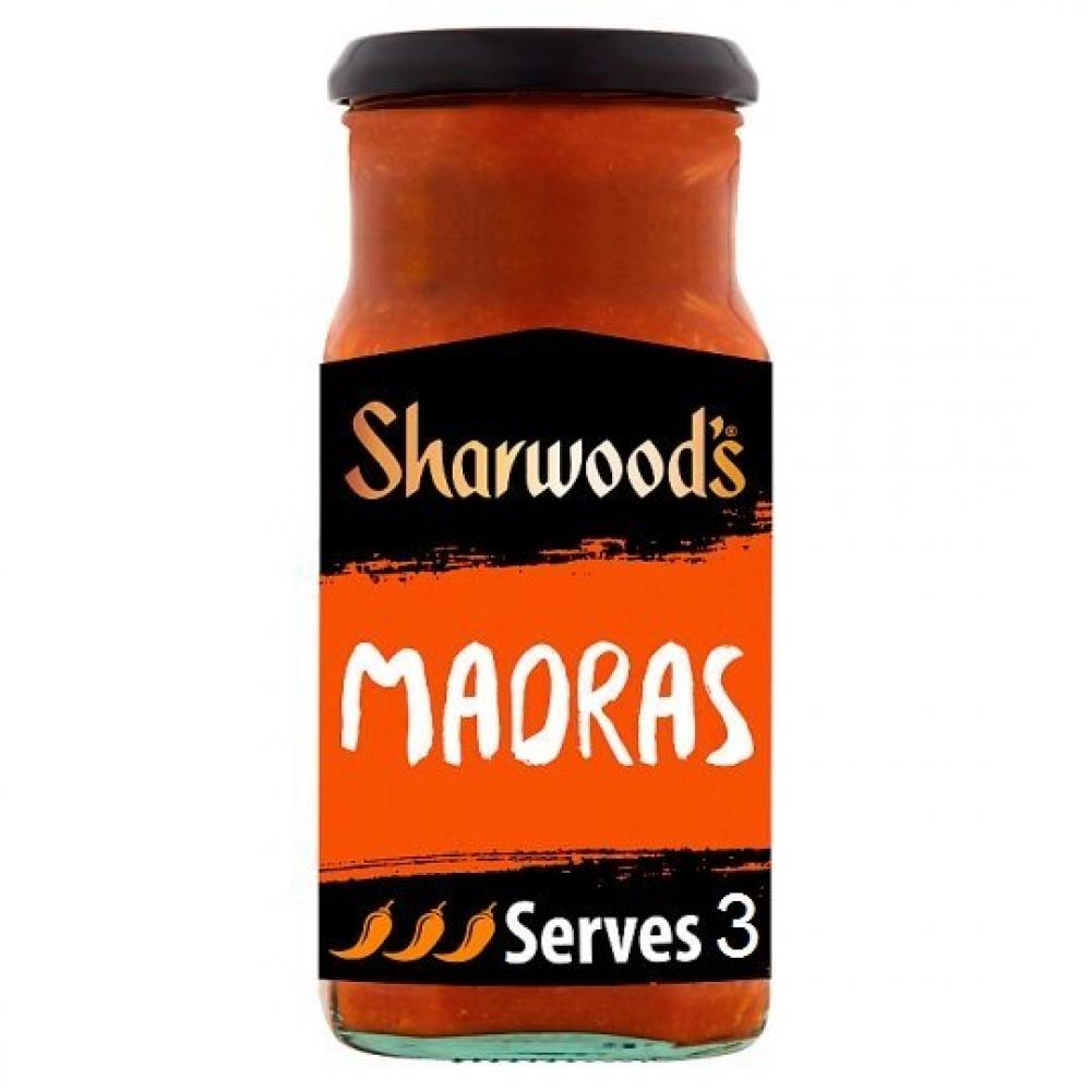 Sharwoods Madras Cooking Sauce 395ml