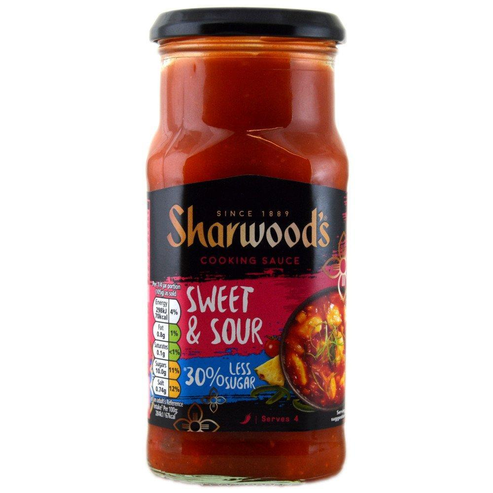 TODAY ONLY  Sharwoods Sweet And Sour Cooking Sauce 425g