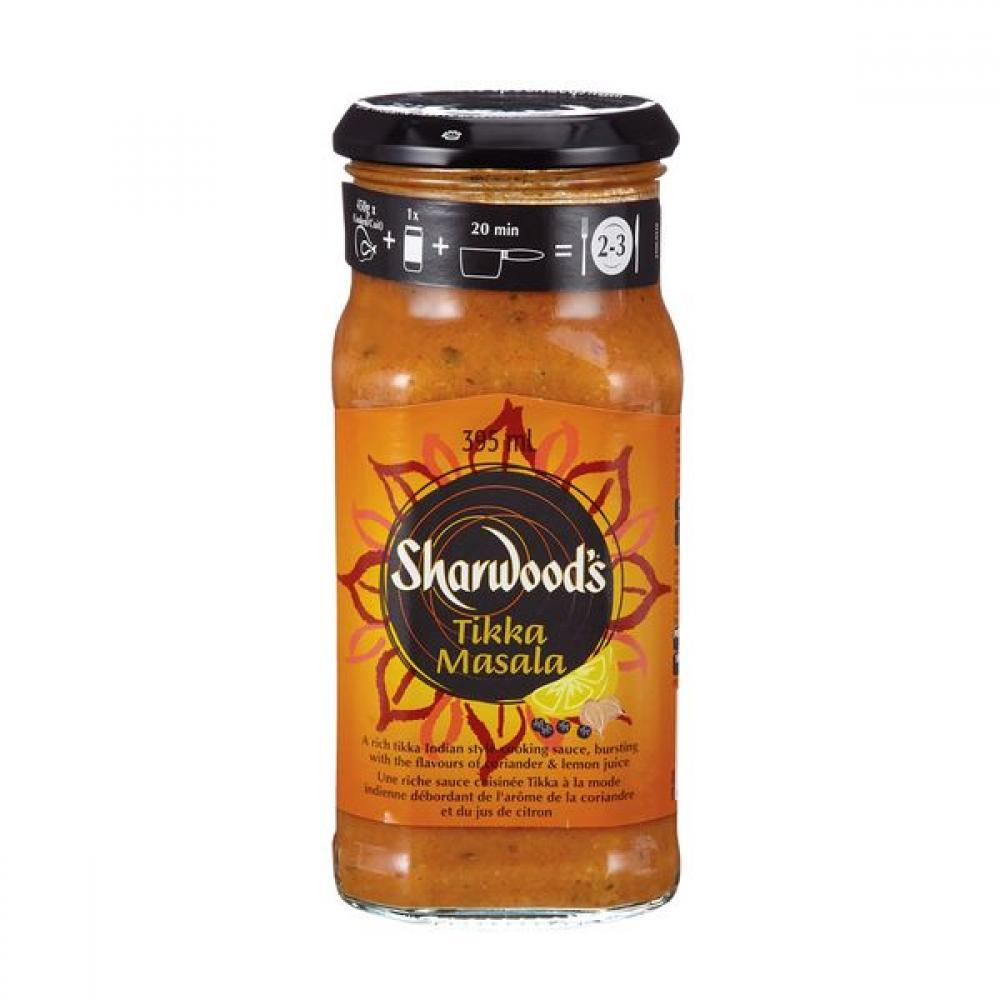 Sharwoods Tikka Masala Cooking Sauce 395ml