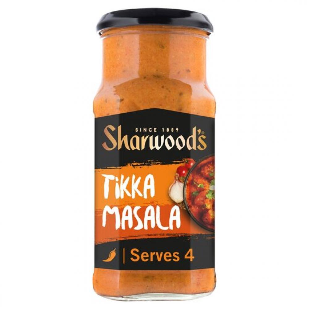 Sharwoods Tikka Masala Less Fat 420g
