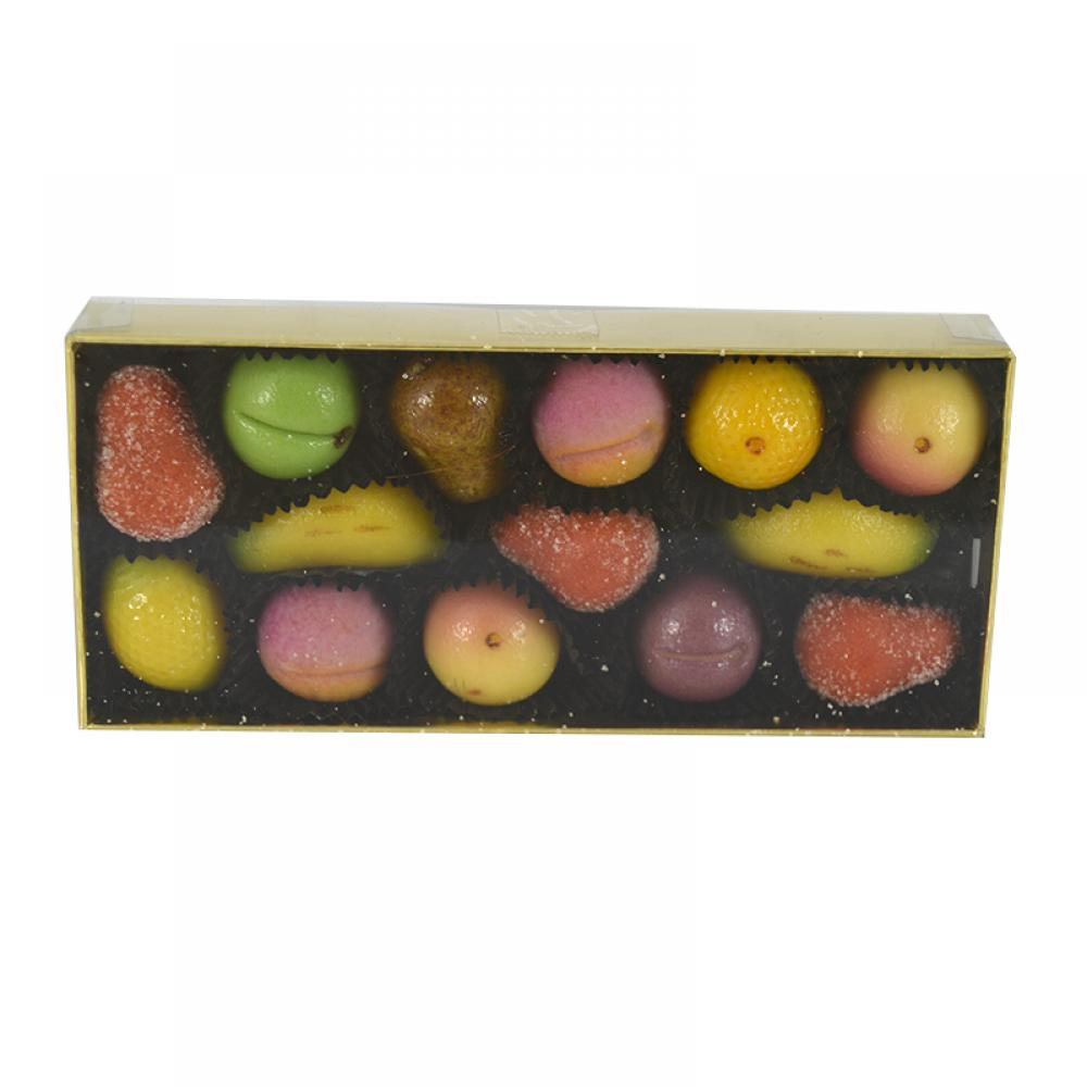 Shepcote Almond Marzipan Fruits 150g