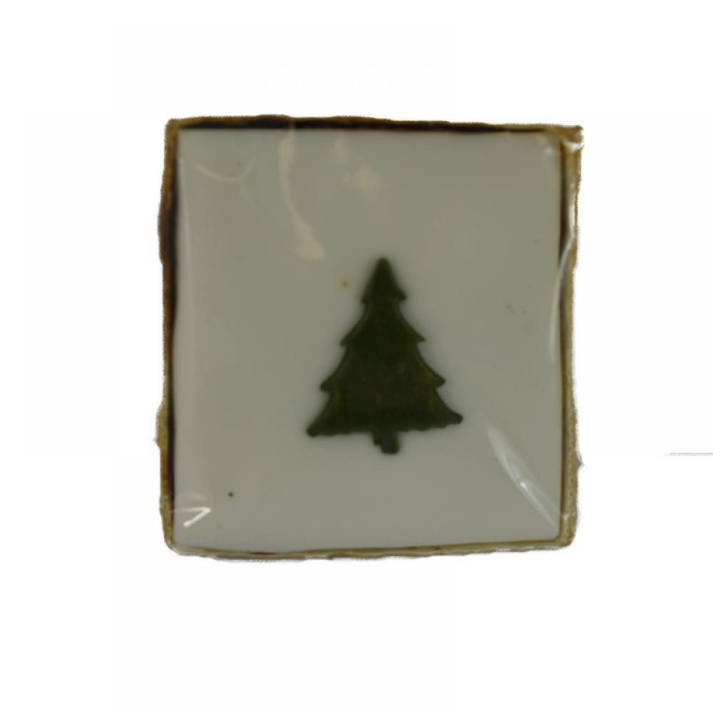 Sherriffs Foods Mini Iced Christmas Cake 3 inch Square