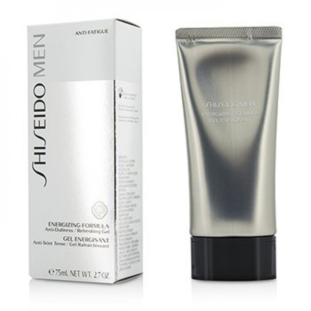 Shiseido Men Energizing Formula Refreshing Gel 75ml