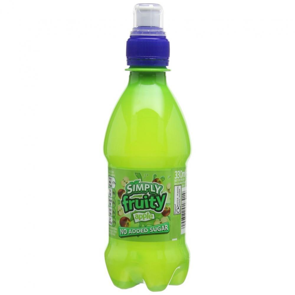 Simply Fruity Apple drink 330ml