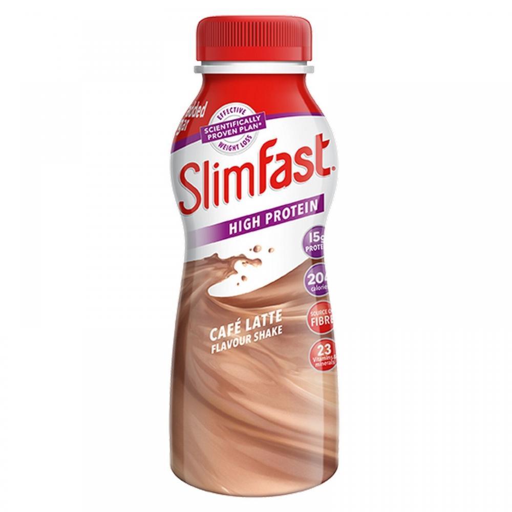 SlimFast Caffe Latte Flavoured Shake 325ml