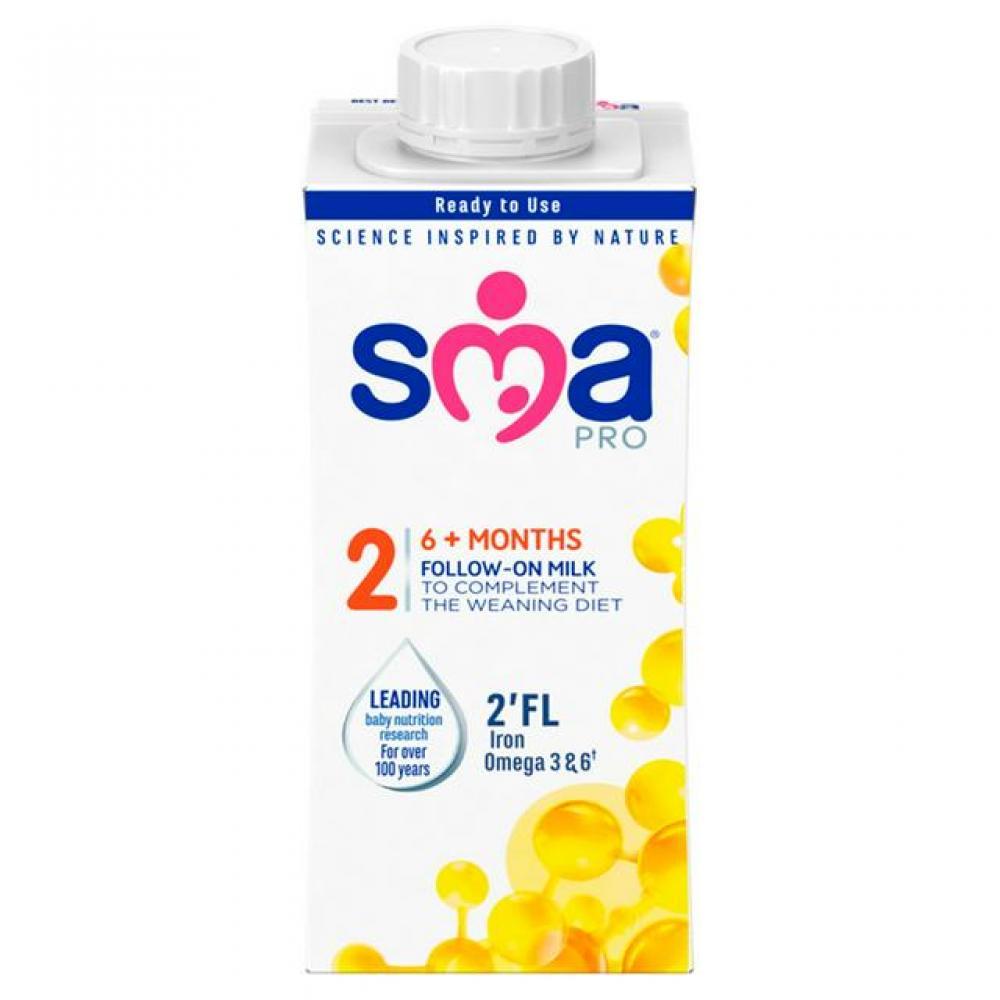SMA Pro Follow on Milk 6 Month Plus 200 ml