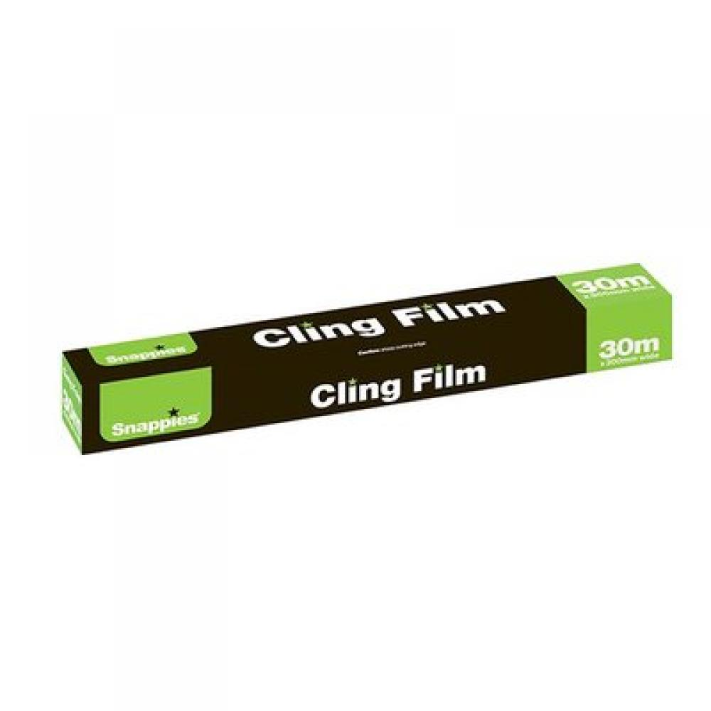 Snappies Cling Film 30m x 300mm