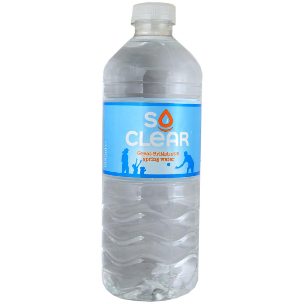 So Clear Spring Water 500ml