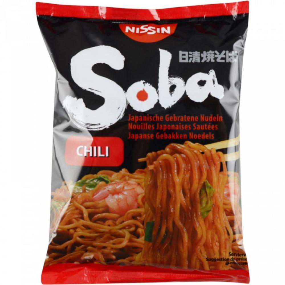 Soba Chilli Japanese Fried Noodles 111g