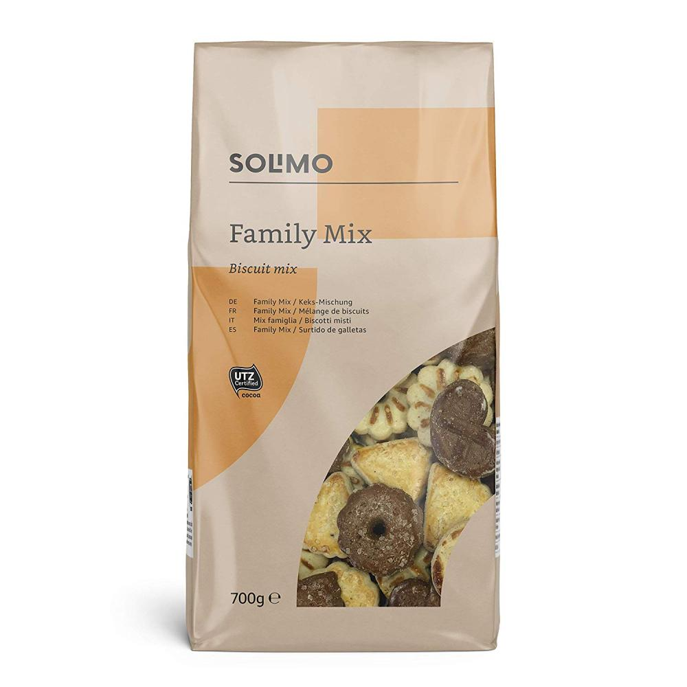 Solimo Family Mix Biscuits 700g