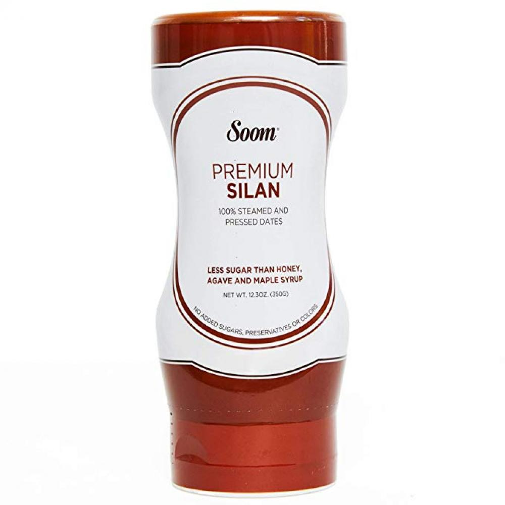 Soom Pure And Natural Dates Syrup 350g