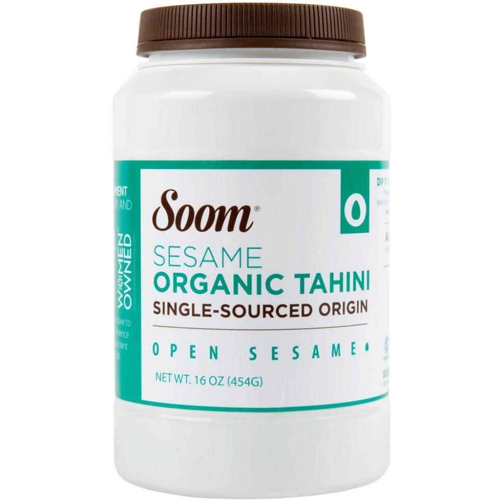 Soom Sesame Premium Tahini 454g