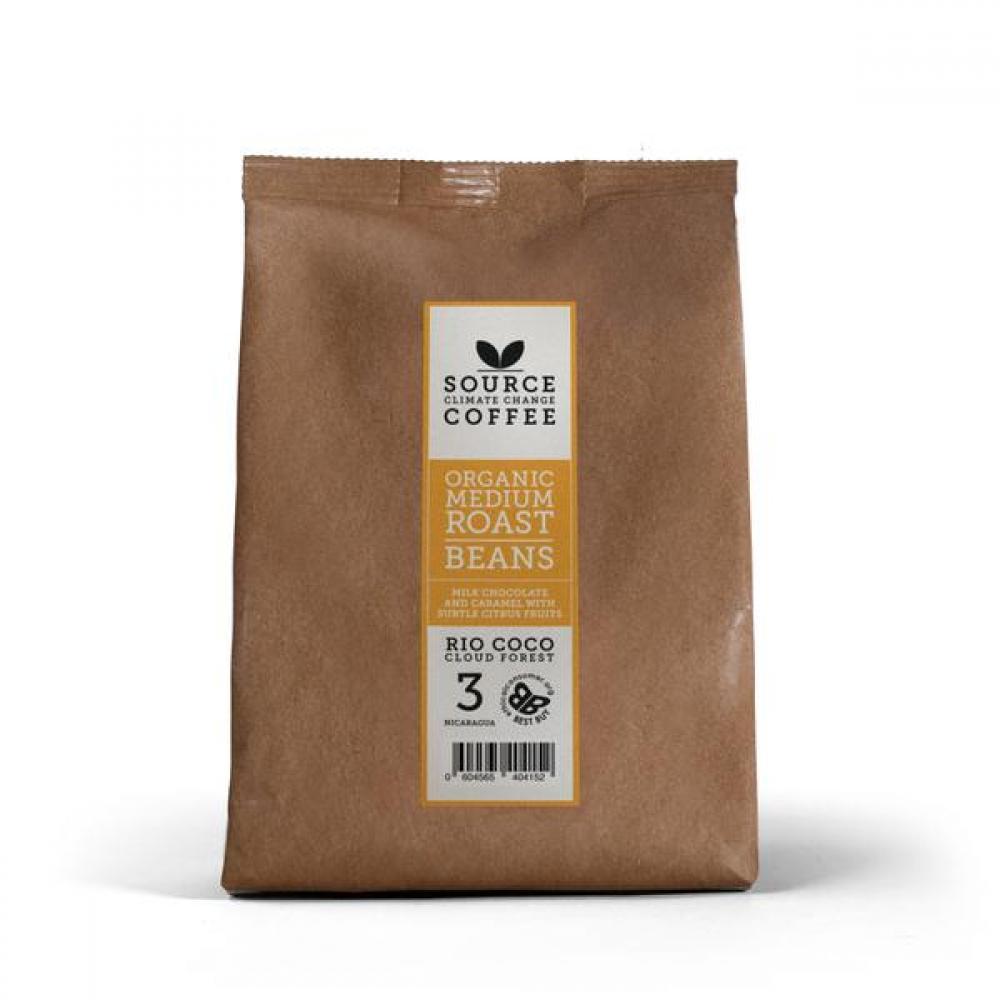 Source Climate Change Coffee Milk Chocolate And Caramel With Subtle Citrus Fruits Organic Medium Roast Coffee 227g