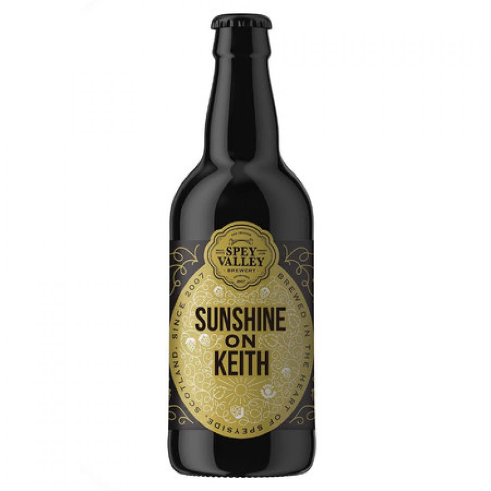 Spey Valley Brewery Sunshine On Keith Session IPA 500ml