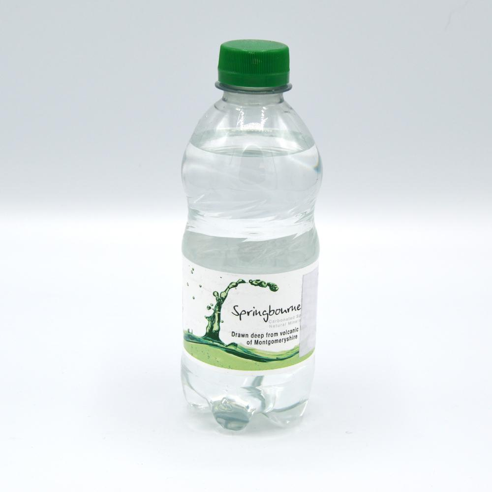 Springbourne Sparkling Water 330ml