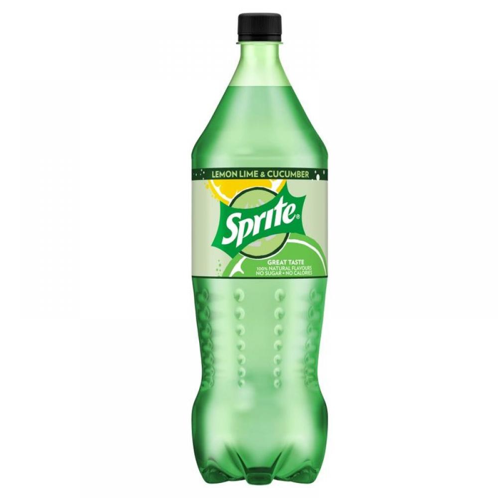 Sprite Zero Lemon Lime and Cucumber 1.75l