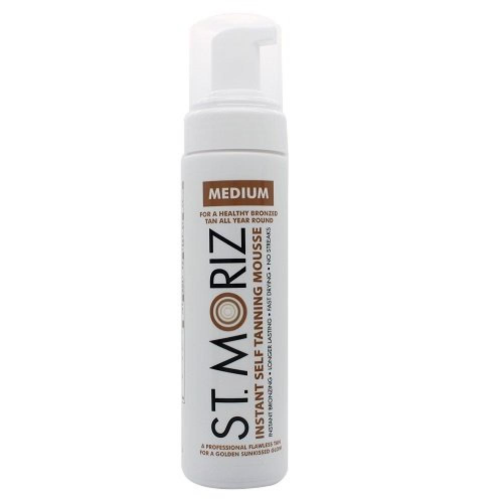 St Moriz Instant Tanning Mousse - 200 ml