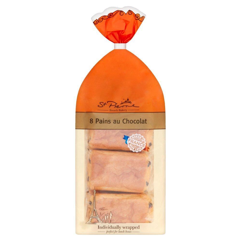 St Pierre 8 Pains Au Chocolat