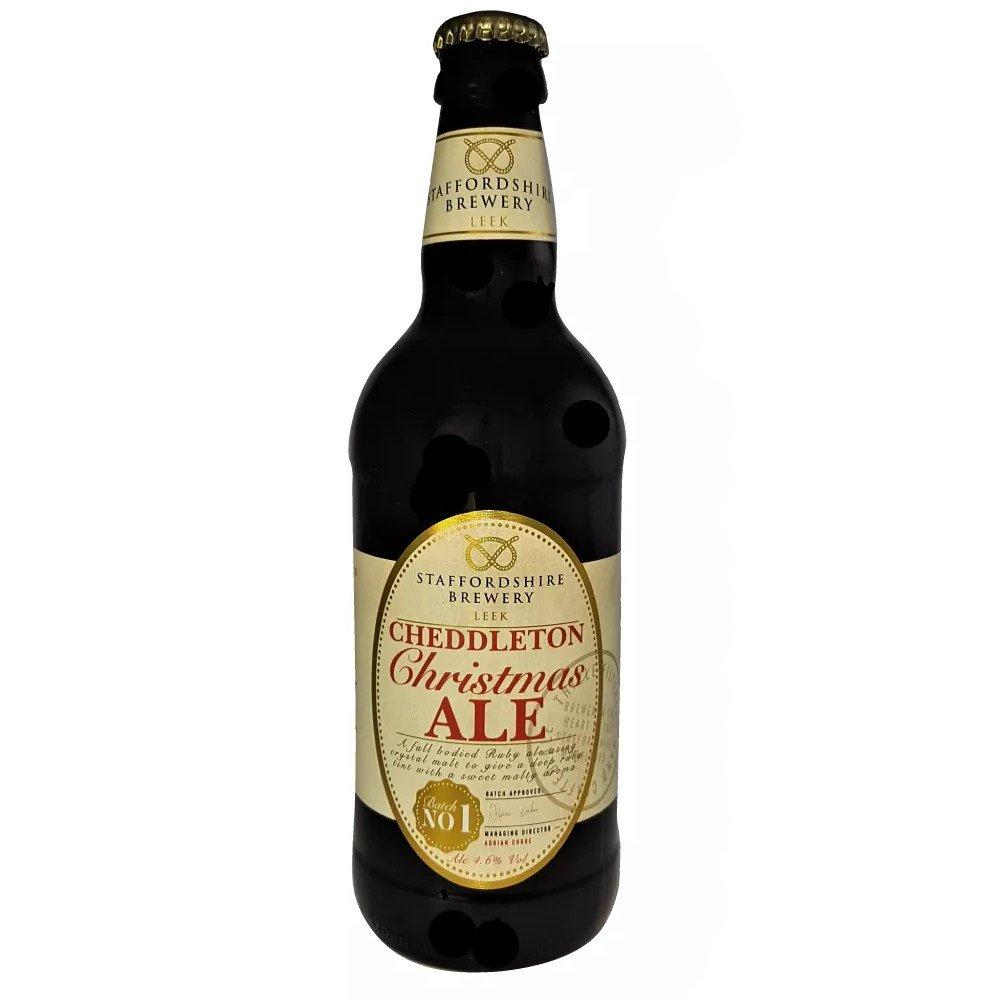Staffordshire Brewery Cheddleton Christmas Ale 500ml