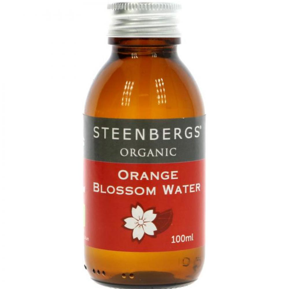 Steenbergs Organic Orange Blossom Water 100 ml