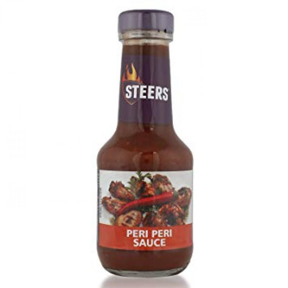 Steers Peri Peri Sauce 375ml