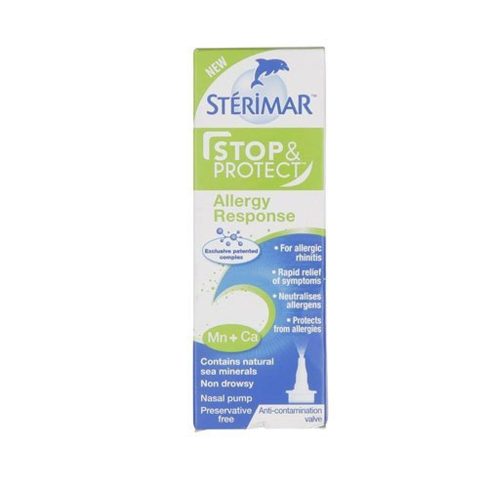 Sterimar Stop and Protect Allergy Relief 20ml