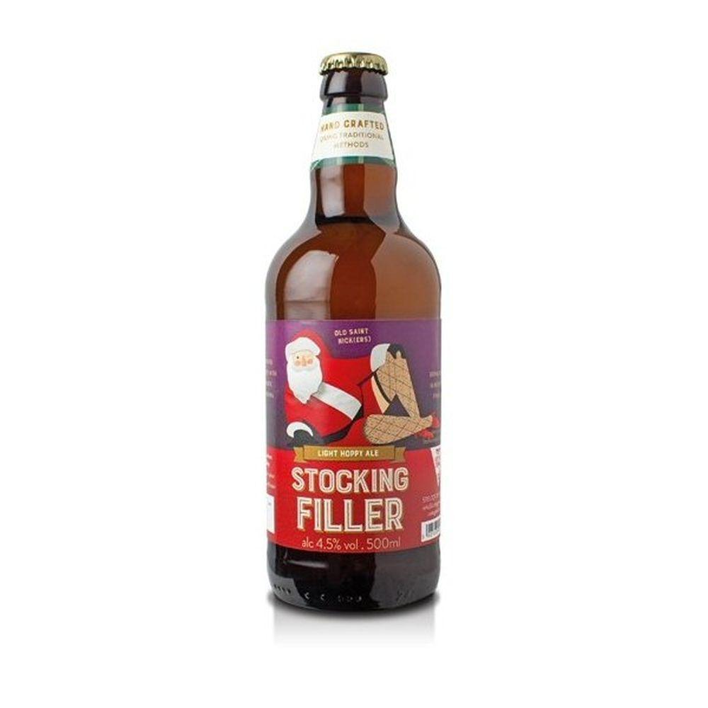 Stocking Filler Light Hoppy Ale 500ml