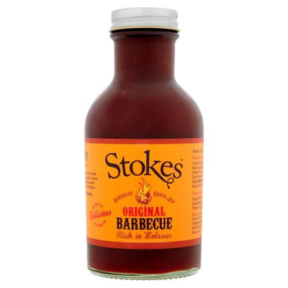 Stokes Original Barbecue Sauce 315g