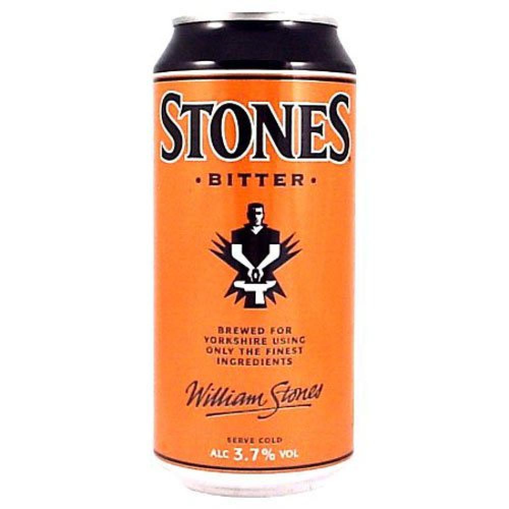 Stones Bitter 440ml