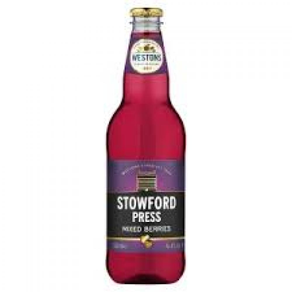 Stowford Press Mixed Berries 500ml