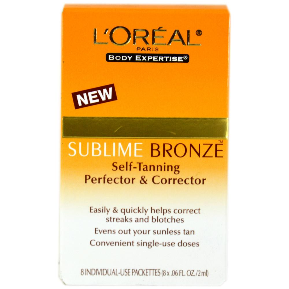 Loreal Paris Sublime Bronze 8 x 2ml