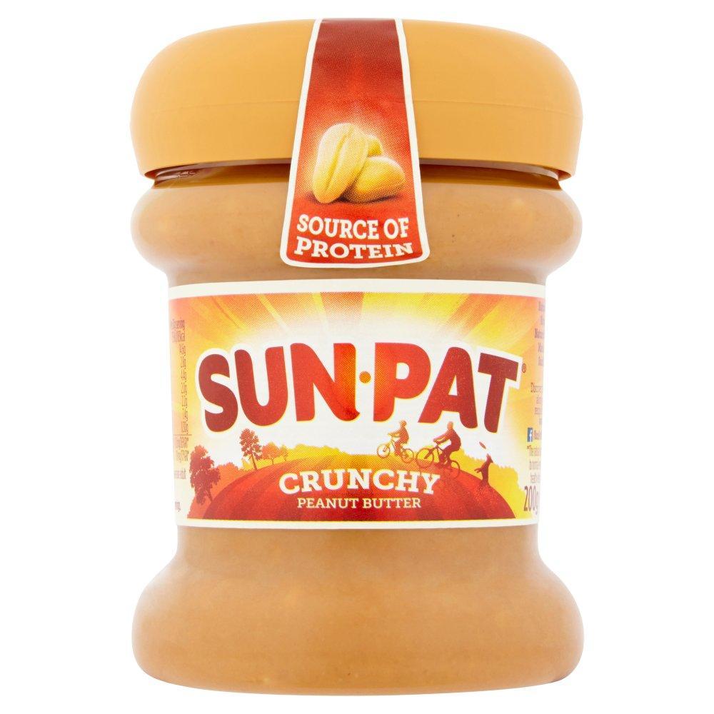 Sun Pat Crunchy Peanut Butter 200g
