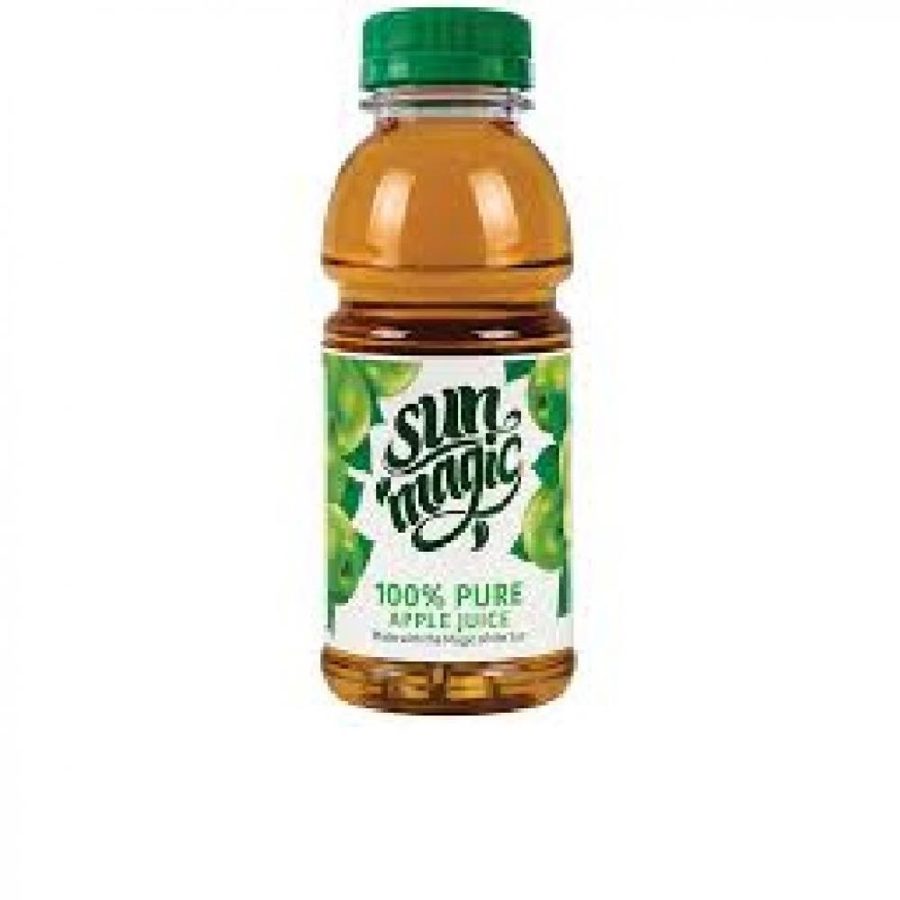 Sunmagic Pure Apple Juice 330ml