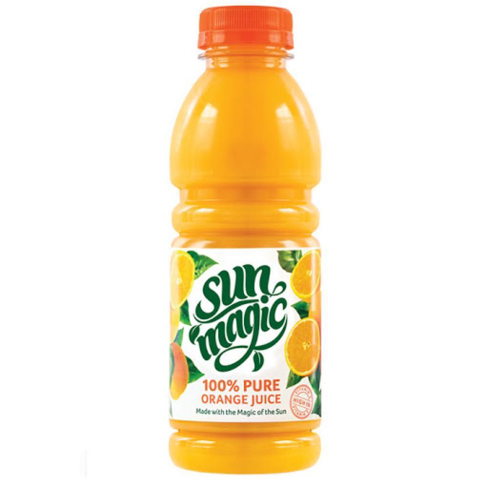 Sunmagic Pure Orange Juice 330ml