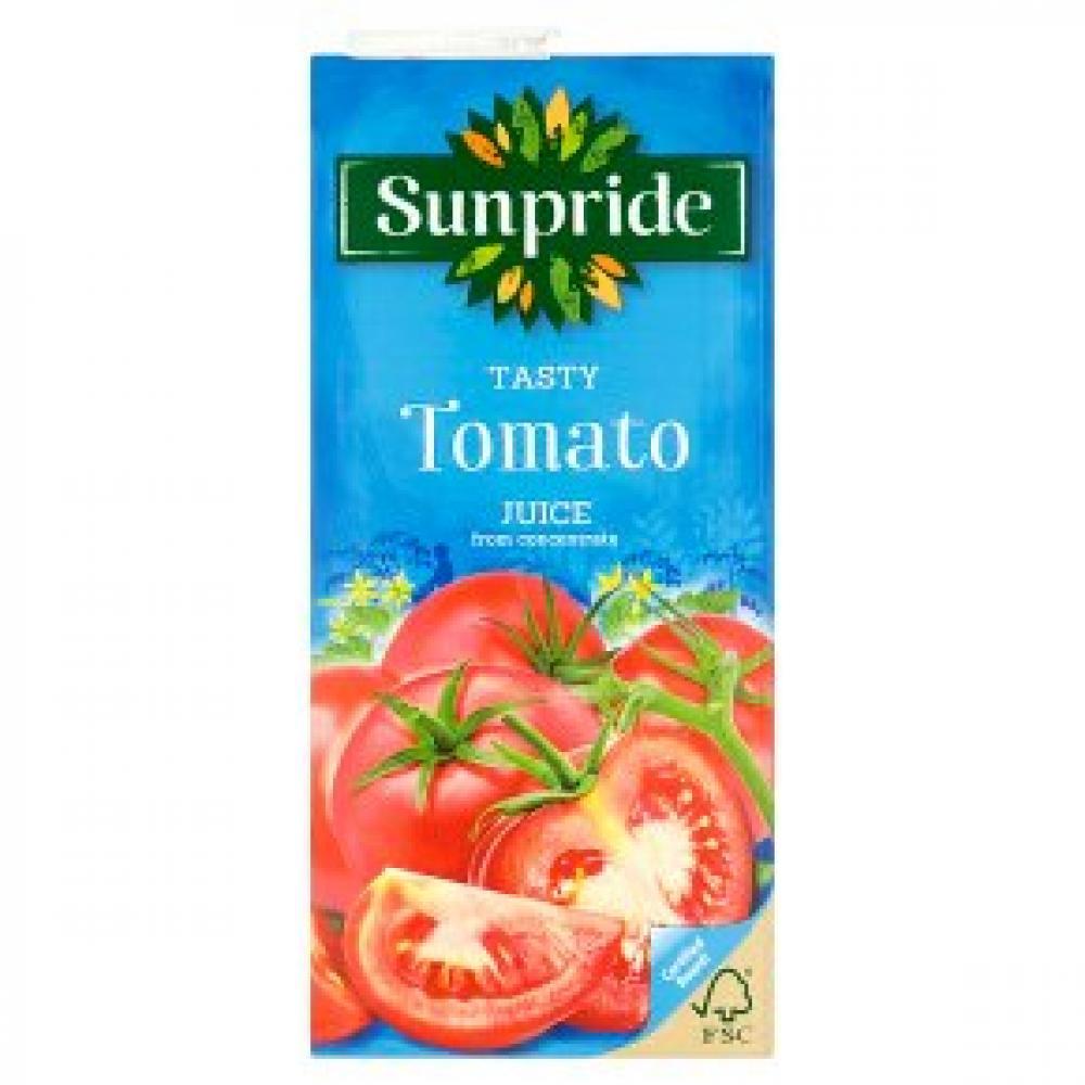 Sunpride Tomato Juice 1 Litre