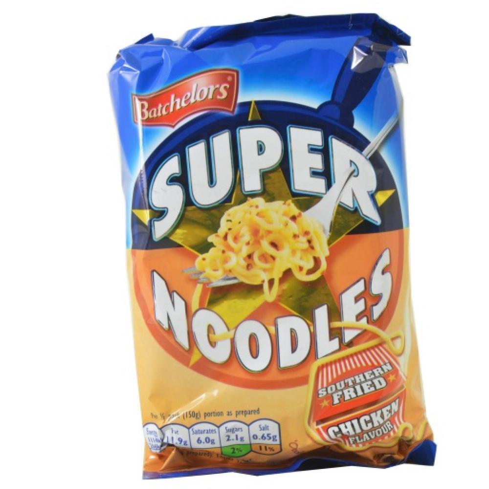 Batchelors Super Noodles Southern Fried Chicken Flavour 100g