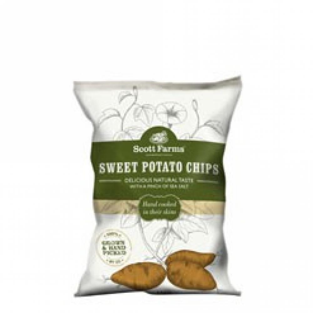 Scott Farms Sweet Potato Chips