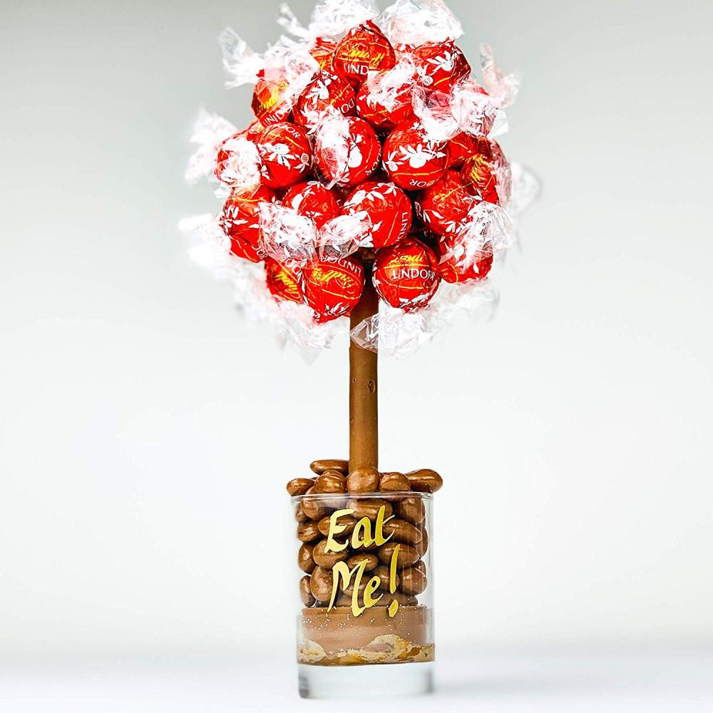Sweet Tree by Browns Lindor Personalised Sweet Tree Eat Me 25 cm