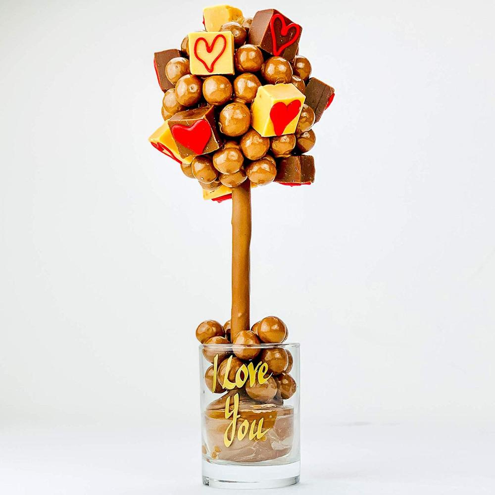 SPRING SALE  Sweet Trees Fudging Sweet Tree I Love You 25 cm