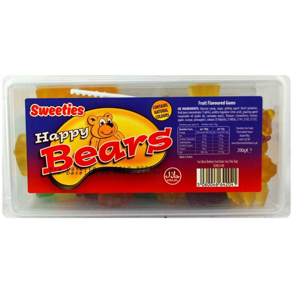 Sweeties Happy Bears 200g