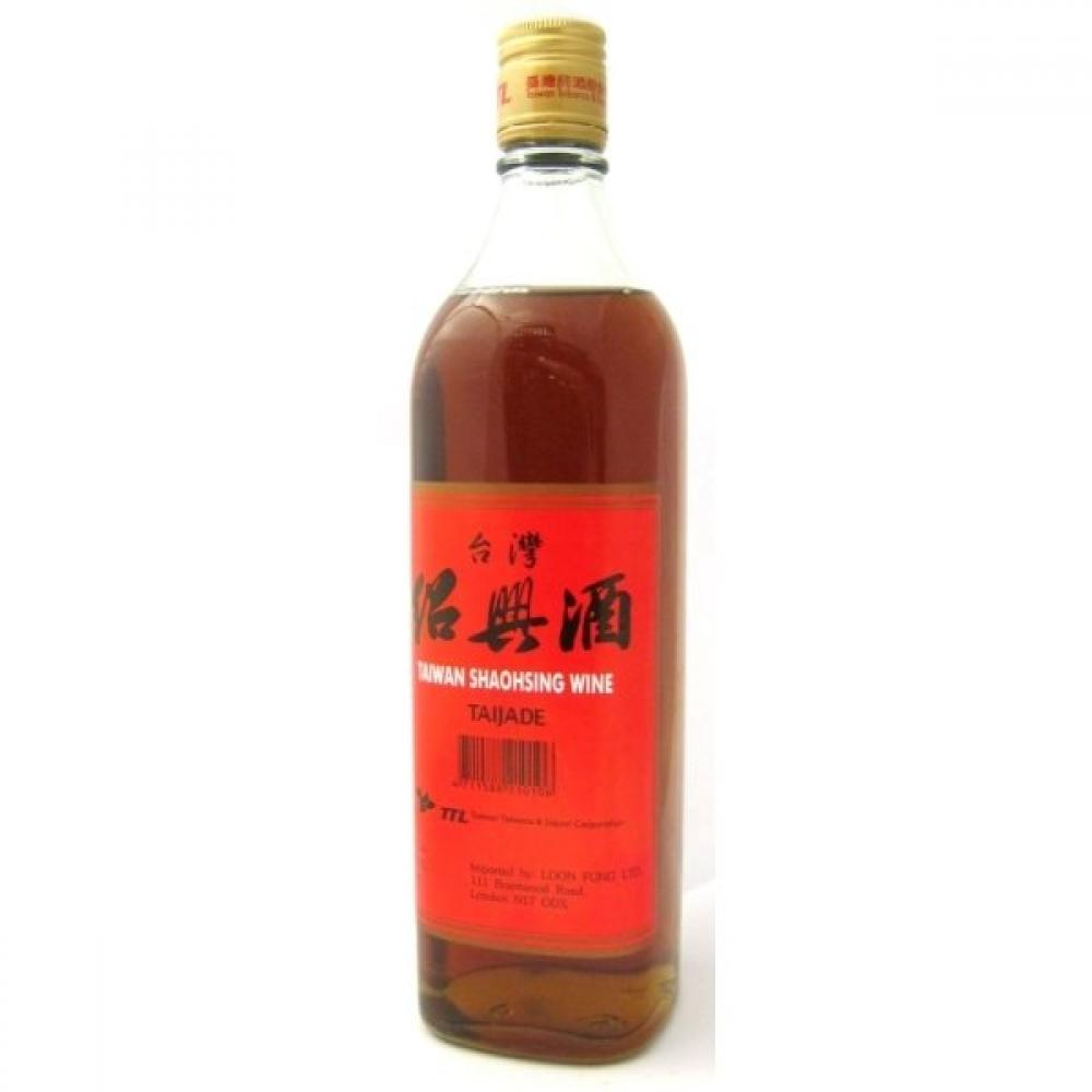 Taijade Taiwan Shao Shing Wine 600ml