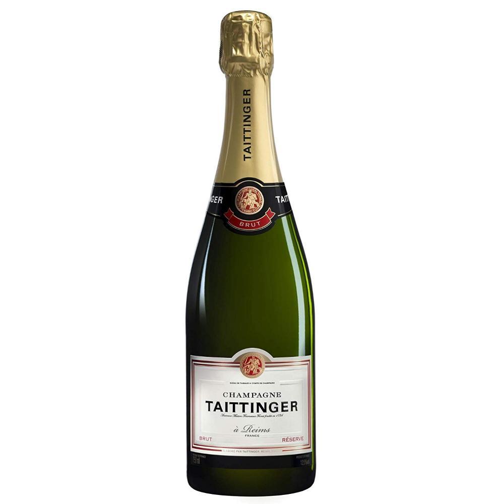 Taittinger Brut Reserve Champagne 750ml