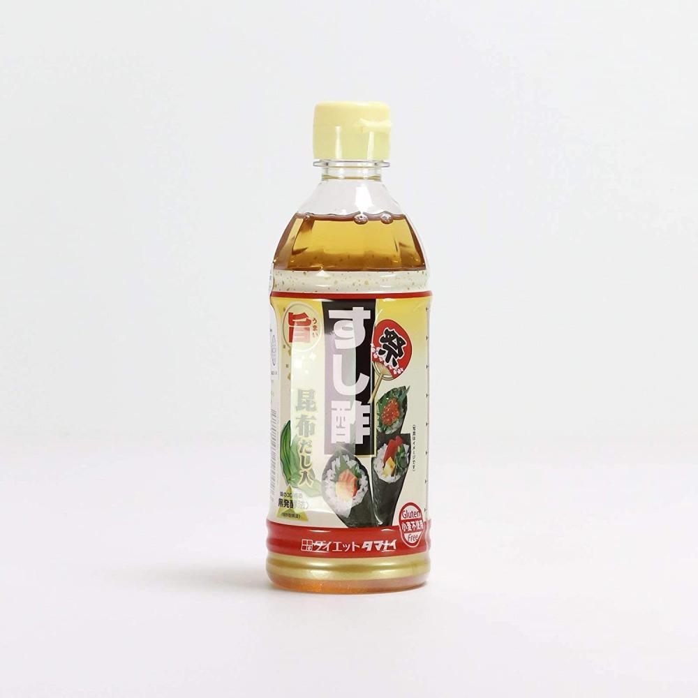 Tamanoi Kombu Dashi Sushi Vinegar 360 ml