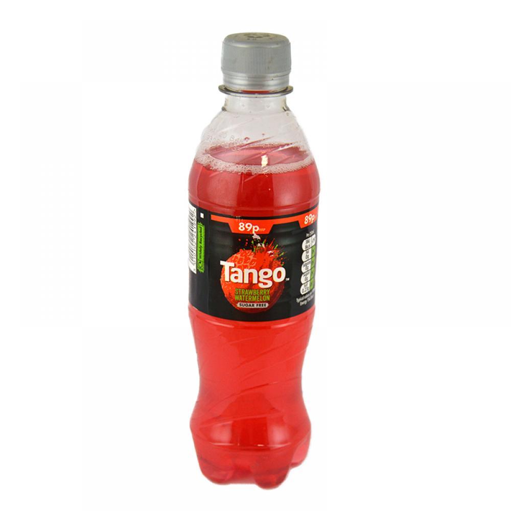 Tango Strawberry and Watermelon Sugar Free 375ml