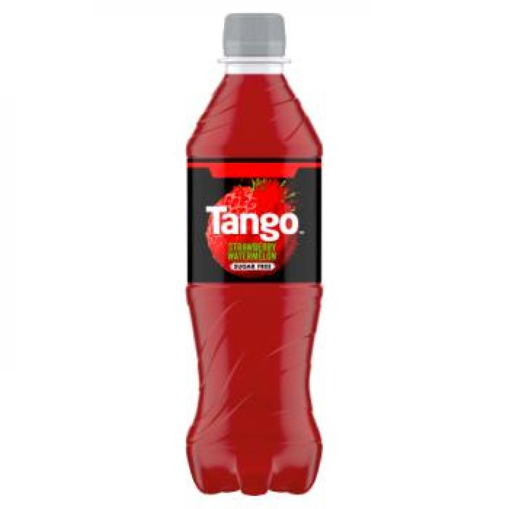 Tango Strawberry and Watermelon Sugar Free 500ml