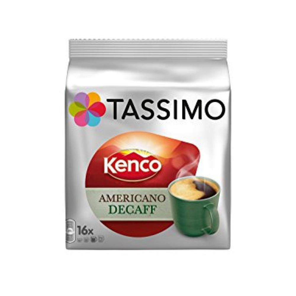Tassimo Kenco Americano Decaff 104g