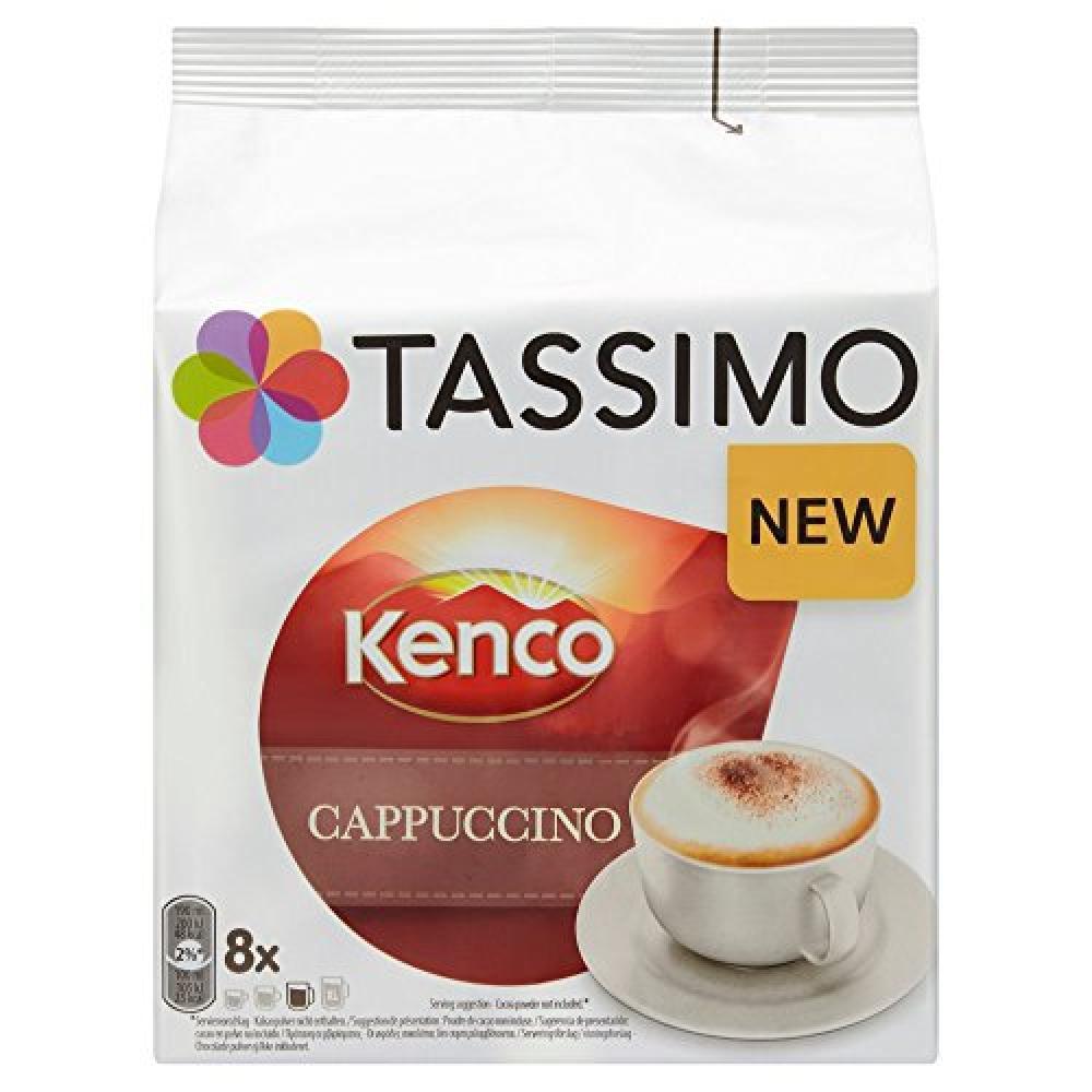 Tassimo Kenco Cappuccino Coffee 260 g