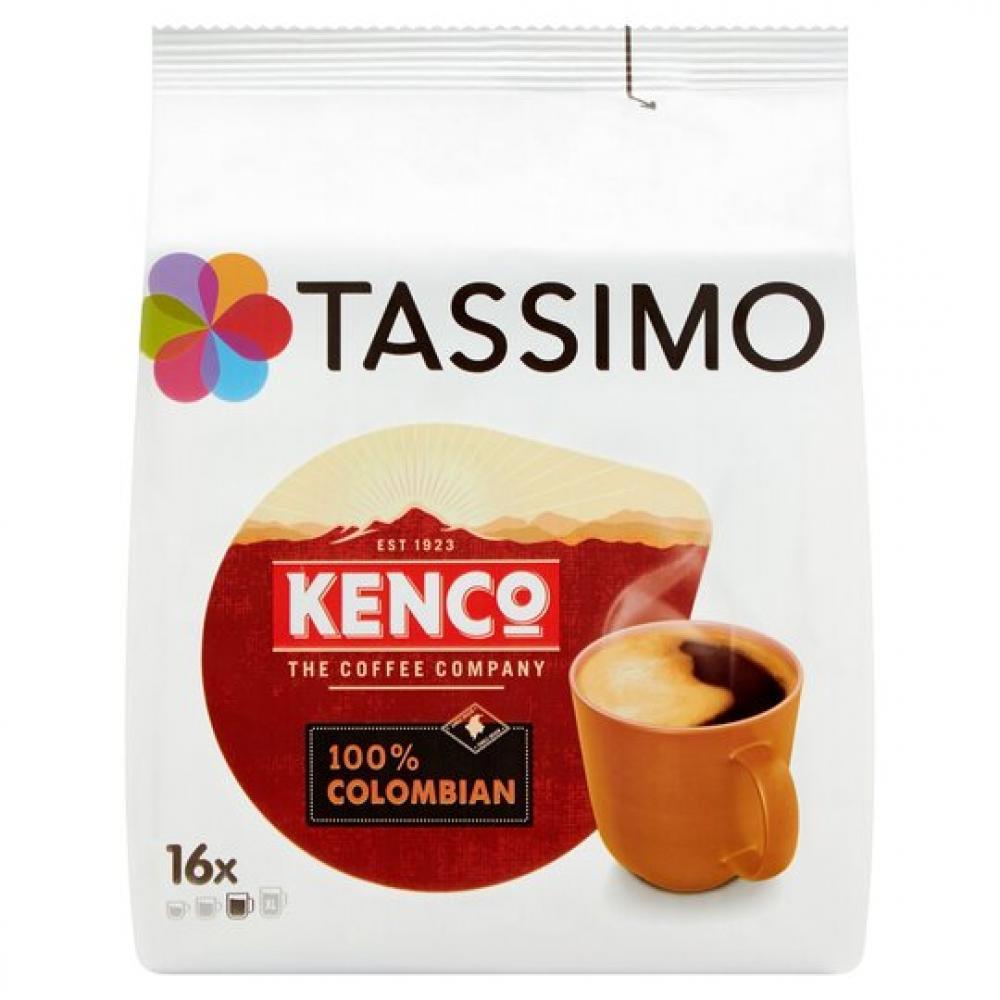 Tassimo Kenco Colombian x 16