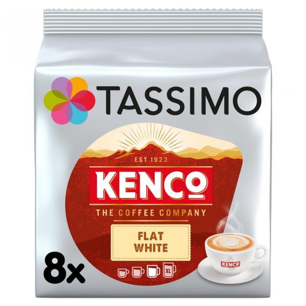 Tassimo Kenco Flat White x8